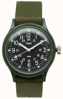 Timex Womens Mk1 36mm Nylon Strap Watch TW2P88400