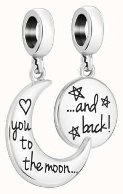 Chamilia To The Moon And Back Charm Set 2025-2449