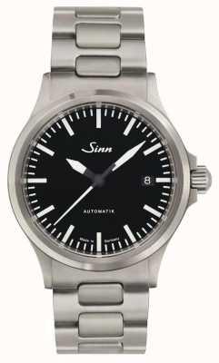 Sinn 556 I Sports Sapphire Glass Metal Link Bracelet 556.010 BRACELET