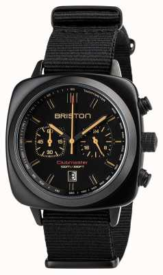 Briston | Clubmaster Sport Black Matt | 18142.PBAM.BS.4.NB