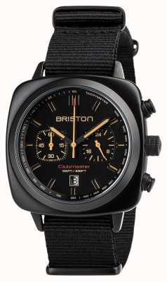 Briston Clubmaster Sport Black Matt 18142.PBAM.BS.4.NB