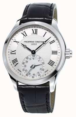Frederique Constant Men's Horological Smartwatch Black Strap FC-285MC5B6