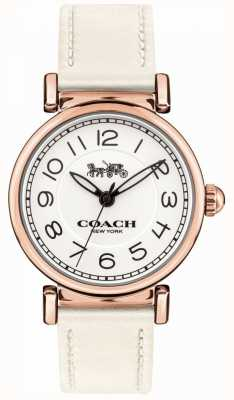 Coach Ladies Madison Cream Strap 14502862