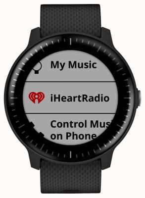 Garmin Vivoactive 3 Music HR GPS Black Smartwatch 010-01985-02