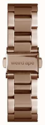 Weird Ape Rose Gold Link 16mm Bracelet ST01-000063