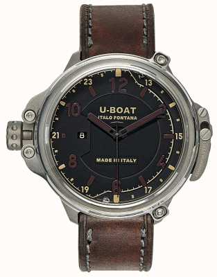 U-Boat Limited Edition Capsule 50 Black 7469