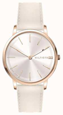 Tommy Hilfiger Womens Rose Gold Dial Pippa 1781936