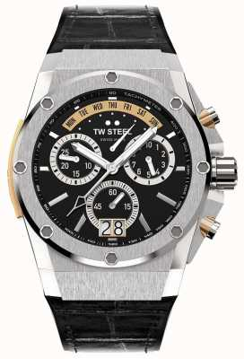 TW Steel ACE Genesis Limited Edition Mens Ace 101 Chronograph Black ACE101