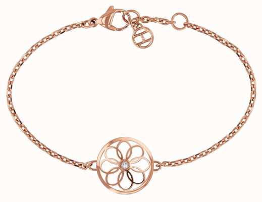 Tommy Hilfiger Coin Charm Bracelet Rose Gold 2780048