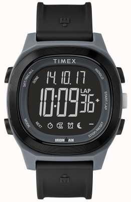 Timex Iron Man Essential Black Fast Wrap Watch TW5M19300SU