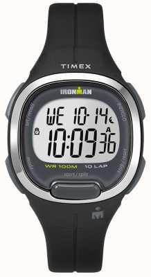 Timex Iron Man Essential Purple And Chrome Watch TW5M19700SU