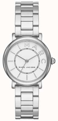 Marc Jacobs Womens Marc Jacobs Classic Watch Silver MJ3525