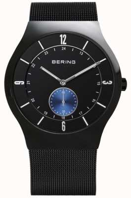 Bering Time Men's Watch XL Analogue Quartz Stainless Steel 11940-228