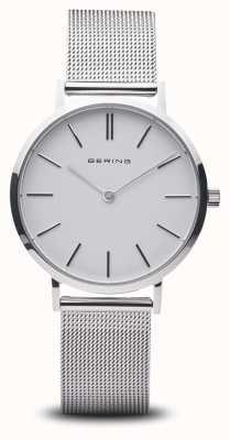 Bering Ladies Watch Classic Stainless Steel Silver 14134-004