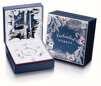 Chamilia Limited Edition 2018 Enchanted Forest Gift Set 4011-0839