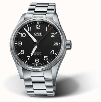Oris | Big Crown | Propilot | Big Crown 01 751 7697 4164-07 8 20 19