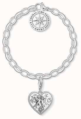 Thomas Sabo XMAS Bracelet Zirconia 14-17cm SET0554-643-14-L17V