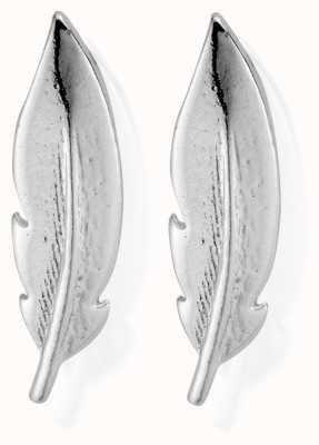 ChloBo Women's | Cuff Feather | Earrings SEST728