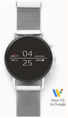Skagen Connected Smartwatch Stainless Steel Mesh SKT5102