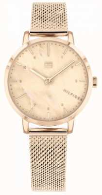 Tommy Hilfiger | Women's Rose Gold Lily Watch | 1782042
