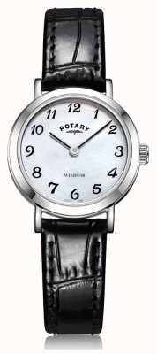 Rotary   Ladies Stainless Steel Bracelet   LS05300/68