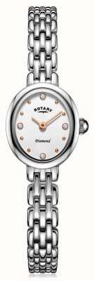 Rotary | Ladies Stainless Steel Bracelet | LB05150/02/D
