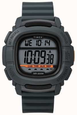Timex | Boost Shock Grey Digital | Rubber Strap TW5M26700SU