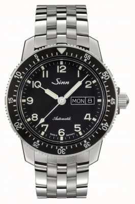 Sinn 104 St Sa A Classic Pilot Watch Stainless Steel Bracelet 104.011 BRACELET
