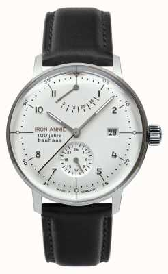 Junkers Iron Annie | Bauhaus | Power Reserve | White Dial 5066-1