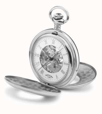 Rotary Mens Pocket Watch MP00712/01