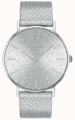 Coach | Womens | Perry | Metallic Strap | Silver Glitter Dial | 14503323