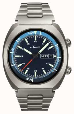 Sinn 240 St GZ with interior tide bezel 240.011 BRACELET