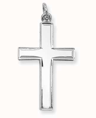 Treasure House Silver Cross Pendant G6628