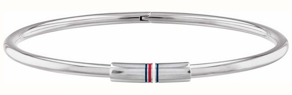 Tommy Hilfiger Classic Signature | Stainless Steel Bangle 2780249