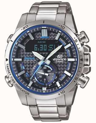 Casio   Edifice   Mens   Standard Chronograph   Blue Dial   ERA-110D-2AVEF
