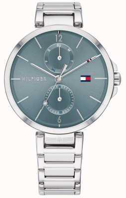 Tommy Hilfiger | Women's Stainless Steel Bracelet | Blue Dial | 1782126