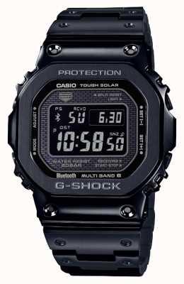 Casio | G-Shock Full Metal | Tough Solar | Digital Dial | Black GMW-B5000GD-1ER