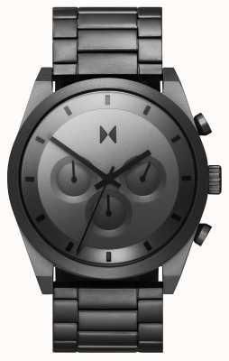 MVMT Element Chrono | Grey Stainless Steel Bracelet | Grey Dial 28000048-D