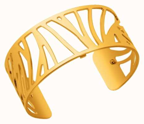 Les Georgettes 25mm Perroquet Gold Plated Bangle 70274440100000
