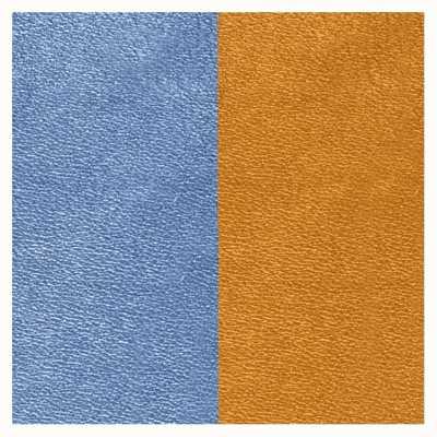 Les Georgettes 8mm Leather Insert | Denim Blue/Canyon 703215299M5000