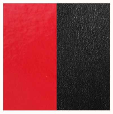 Les Georgettes 14mm Leather Insert | Patent Red/Black 702145899AO000