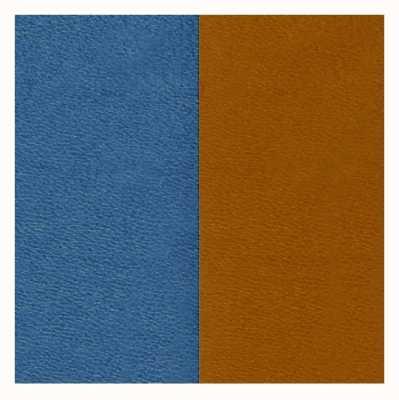 Les Georgettes 25mm Leather Insert   Denim Blue/Canyon 702755199DE000