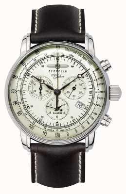 Zeppelin 100 Years | Swiss Quartz | Chronograph Watch 8680-3