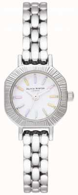 Olivia Burton   Rainbow Silver Bracelet   Stainless Steel Bracelet   OB16CC52