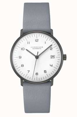 Junghans Max Bill Automatic | 38mm Black & White 027/4007.04