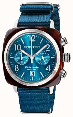 Briston Clubmaster Classic | Chronograph | 19140.SA.T.31.NBD