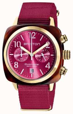 Briston Clubmaster Classic | Chronograph | 19140.PYA.T.28.NBER
