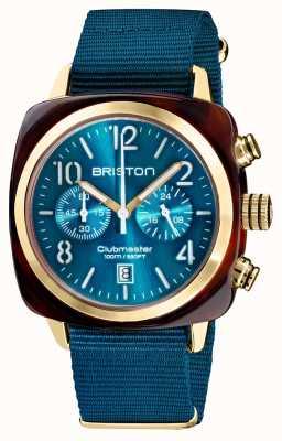 Briston Clubmaster Classic | Chronograph | 19140.PYA.T.31.NBD
