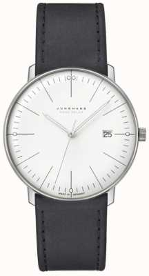 Junghans Max Bill MEGA Solar | Leather Strap 059/2020.04