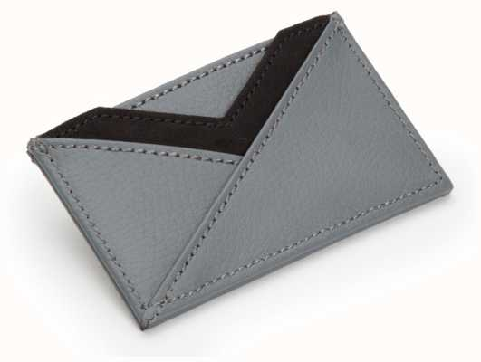 WOLF Howard Grey Card Wallet 466465